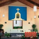 ElectricScreen Ceiling-Mounting Targa Draper