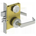 Door-Hardware 3853-Sectional-Mortise-Lock-Main-Assembly August-Lever Hager