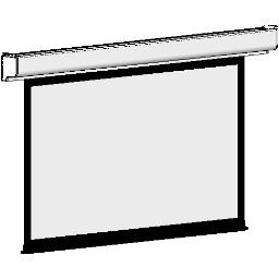 Projection Screen-Manual-DaLite-Designer Contour Manual-Square