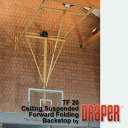 Basketball-Backboard-Assembly TF-20 Draper